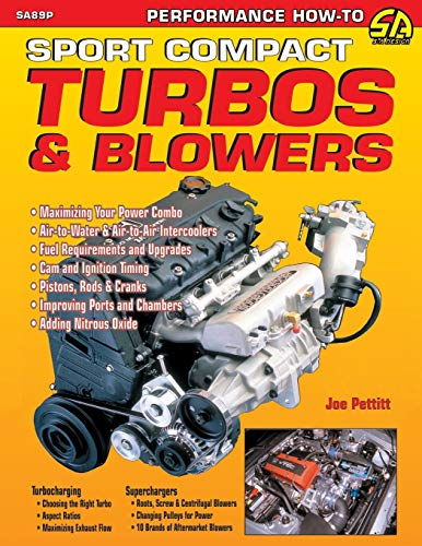 9781613250044: Sport Compact Turbos and Blowers