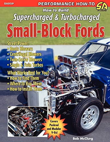 9781613250051: How to Build Supercharged & Turbocharged Small-Block Fords