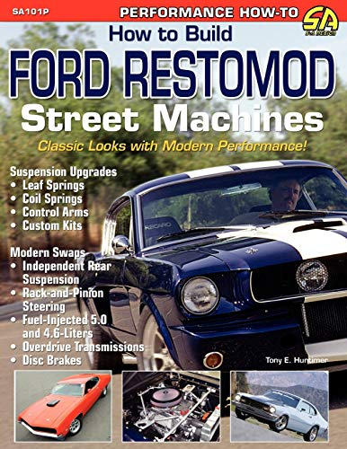 9781613250075: How to Build Ford Restomod Street Machines