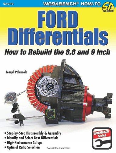 Ford Differentials: How to Rebuild the 8.8: Joseph Palazollo