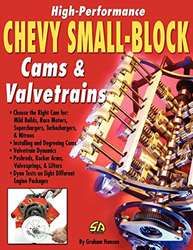 9781613250563: High-Performance Chevy Small-Block Cams and Valvetrains