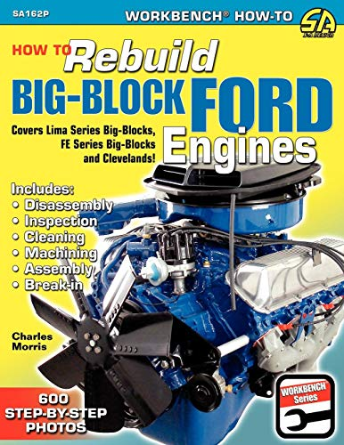 9781613250686: How to Rebuild Big-Block Ford Engines (Workbench How-to)