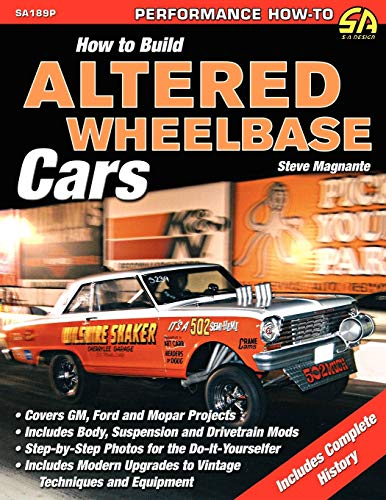 9781613250761: How to Build Altered Wheelbase Cars