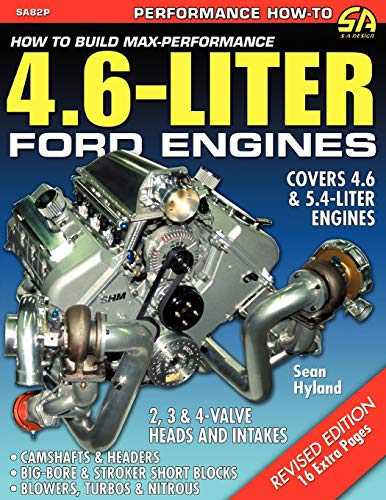 9781613250815: How to Build Max-Performance 4.6-Liter Ford Engines
