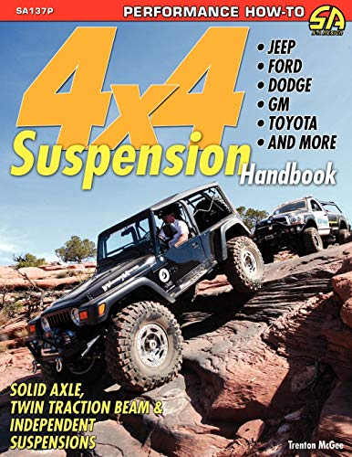 9781613250822: 4x4 Suspension Handbook