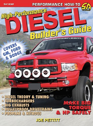 High-Performance Diesel Builder's Guide: Pettitt, Joe