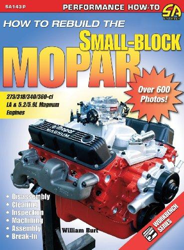 9781613251522: How to Rebuild the Small-Block Mopar