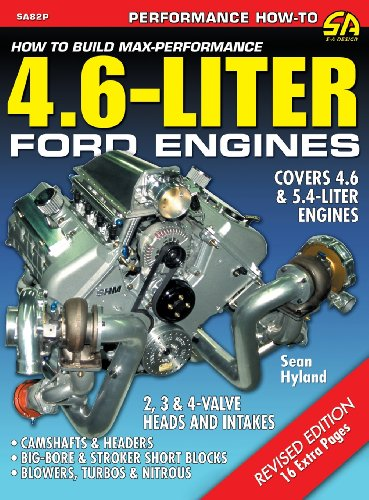 9781613251546: How to Build Max-Performance 4.6-Liter Ford Engines