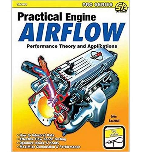 Practical Engine Airflow: Performance Theory and Applications (Pro Series): Baechtel, John