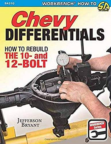 9781613251614: Chevy Differentials: How to Rebuild the 10- and 12-Bolt