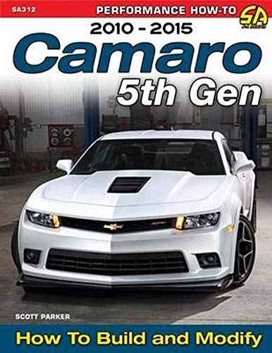 9781613251638: Camaro 5th Gen 2010-2015: How to Build and Modify