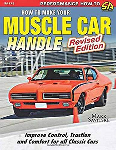 9781613251751: How to Make Your Muscle Car Handle