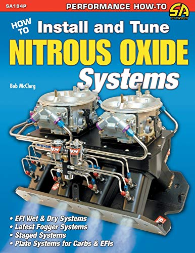 9781613251874: How to Install and Tune Nitrous Oxide Systems