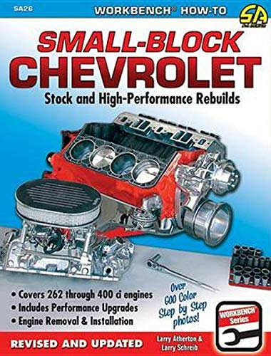 9781613251966: Small-Block Chevrolet: Stock and High-Performance Rebuilds (Workbench How-to)