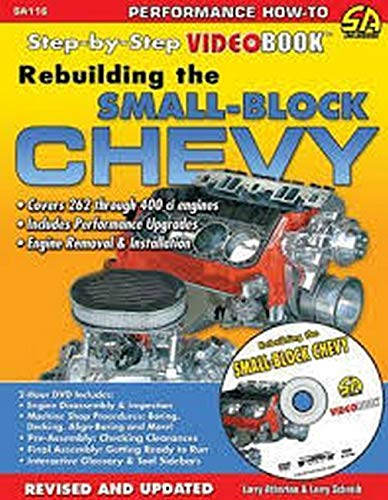 9781613251973: Rebuilding the Small-Block Chevy: Step-by-Step Videobook