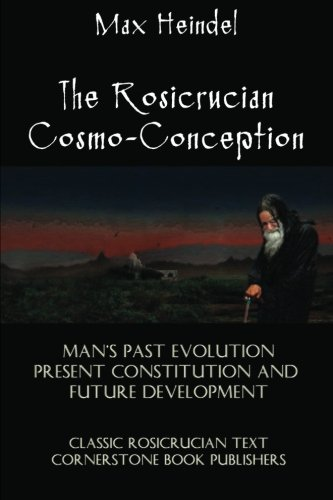 9781613420997: The Rosicrucian Cosmo-Conception