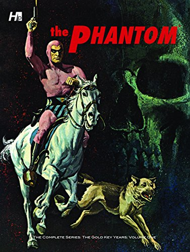 9781613450055: The Phantom The Complete Series: The Gold Key Years Volume 1