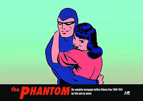 9781613450086: The Phantom The Complete Newspaper Dailies: Volume 4 1940-1943