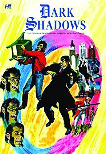 Dark Shadows: The Complete Original Series Volume 4: Arnold Drake