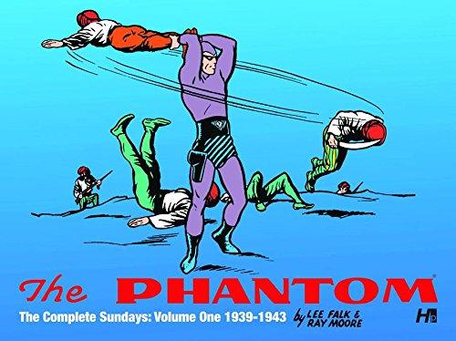 9781613450123: The Phantom: The Complete Sundays Volume 1 (1939-1942)