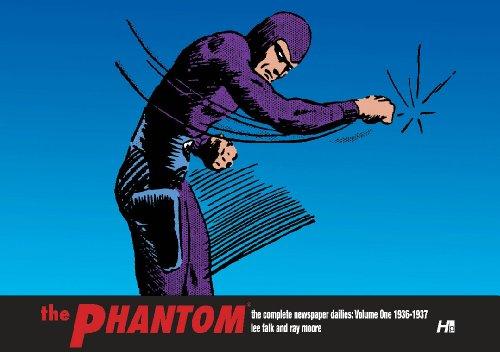 9781613450130: The Phantom: The Complete Newspaper Dailies Volume 1 (1936-1937)