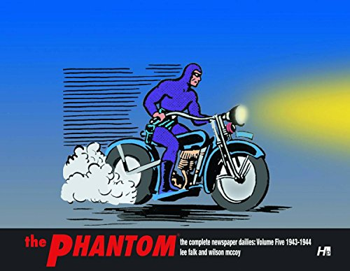 The Phantom The Complete Newspaper Dailies: Volume 5 1943-1944 (Phantom: Complete Newspaper Dailies...