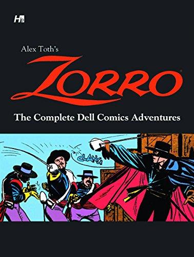 9781613450314: Alex Toth's Zorro: The Complete Dell Comics Adventures