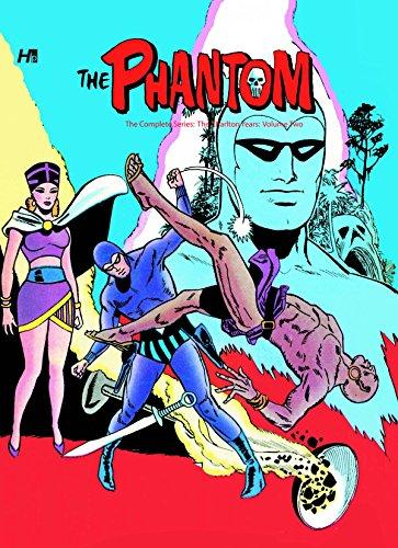 The Phantom The Complete Series: The Charlton Years Volume 2