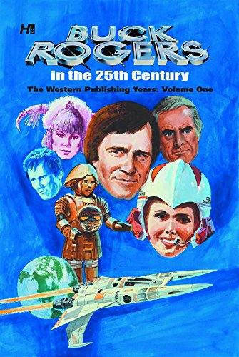 9781613450338: Buck Rogers in the 25th Century: The Western Publishing Years Volume 1