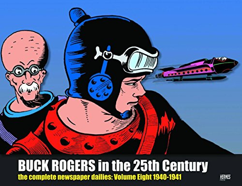 9781613450390: Buck Rogers in the 25th Century: The Complete Newspaper Dailies Volume 8 (Buck Rogers in 25th Century Dailies Hc)