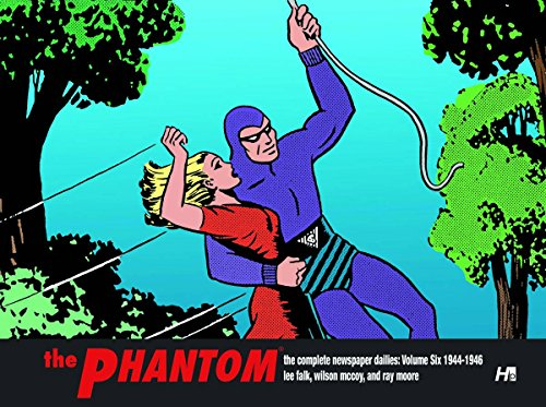 9781613450444: The Phantom The Complete Newspaper Dailies Volume 6