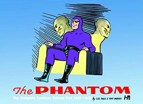 The Phantom: The Complete Sundays Vol. 2 (1943-1945): Lee Falk