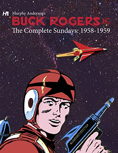 Buck Rogers in the 25th Century: The Complete Sundays: 1958-1959