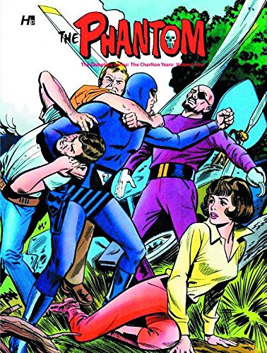 The Phantom: The Complete Series - The Charlton Years Volume 4 (Phantom: the Charlton Years): Gill,...