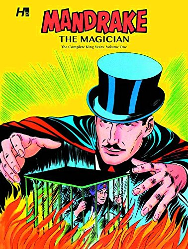 Mandrake the Magician: The Complete King Years, Volume One (Hardcover): Dick Wood