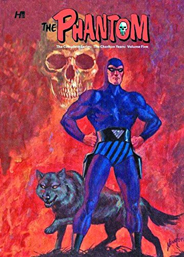 The Phantom The Complete Series: The Charlton Years Volume 5