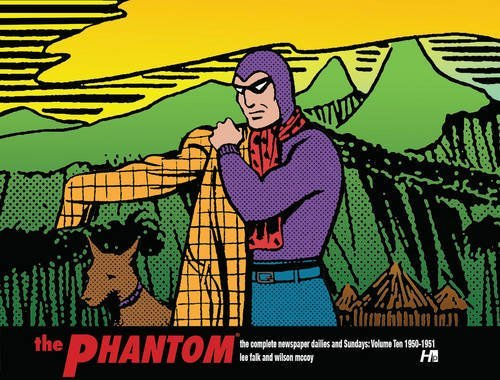 9781613451069: 10: The Phantom: The Complete Newspaper Dailies and Sundays by Lee Falk and Wilson McCoy Volume Ten 1950