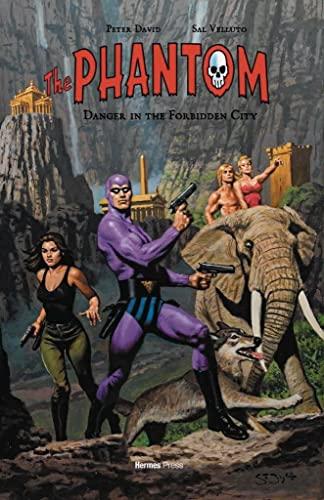 9781613451144: The Phantom: Danger In The Forbidden City