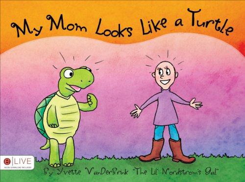 My Mom Looks Like a Turtle: Yvette VanDerBrink - The Lil Nordstroms Gal