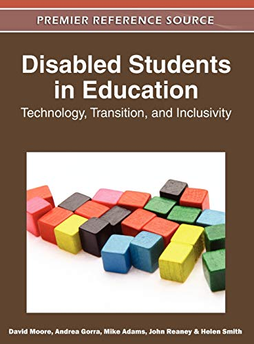 9781613501832: Disabled Students in Education: Technology, Transition, and Inclusivity