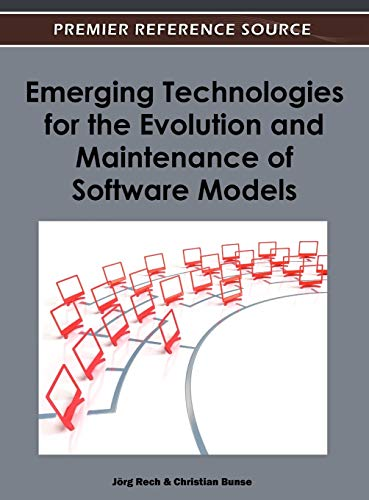 Emerging Technologies for the Evolution and Maintenance of Software Models: Jorg Rech