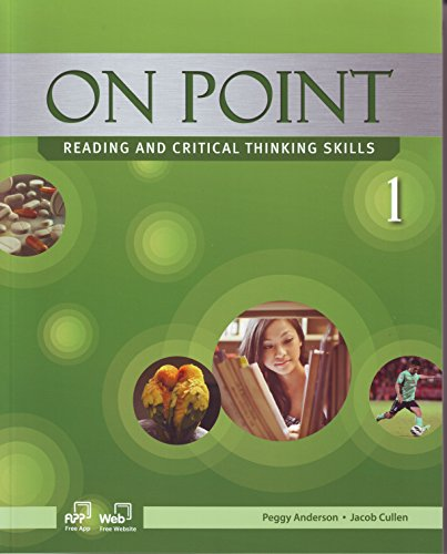 9781613527368: On Point 1, Reading and Critical Thinking Skills (Student Book and Skills Workbook)