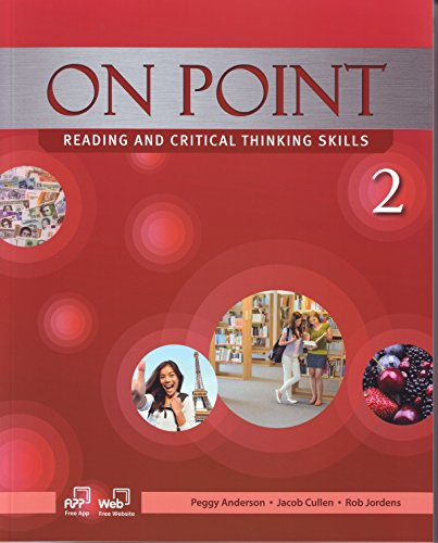 9781613527375: On Point 2, Reading and Critical Thinking Skills (Student Book and Skills Workbook)