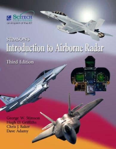 9781613530221: Stimson's Introduction to Airborne Radar (Radar, Sonar and Navigation)