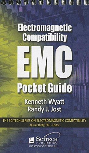 EMC Pocket Guide: Key EMC facts, equations: Kenneth Wyatt, Randy
