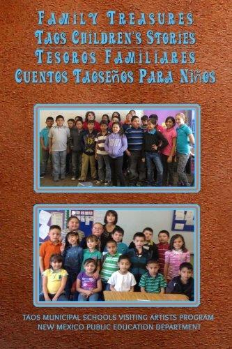 9781613700396: Family Treasures - Taos Children's Stories: Tesoros Familiares - Cuentos Taoseños para niños