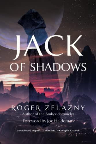 Jack of Shadows (Rediscovered Classics): Zelazny, Roger