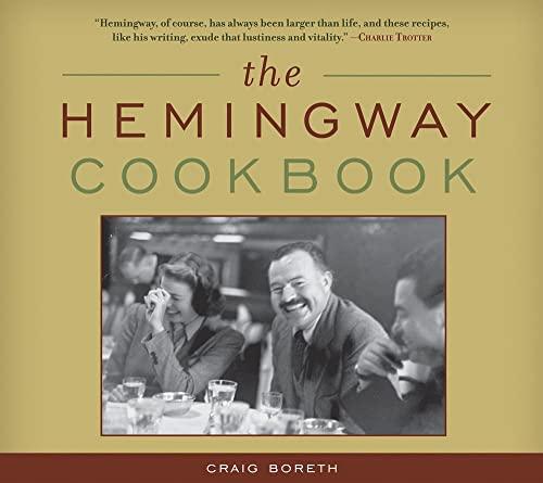 9781613740729: THE HEMINGWAY COOKBOOK