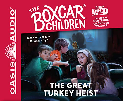 The Great Turkey Heist (The Boxcar Children Mysteries): Warner, Gertrude Chandler