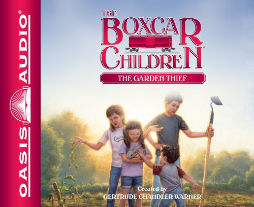 9781613752234: The Garden Thief (The Boxcar Children Mysteries)